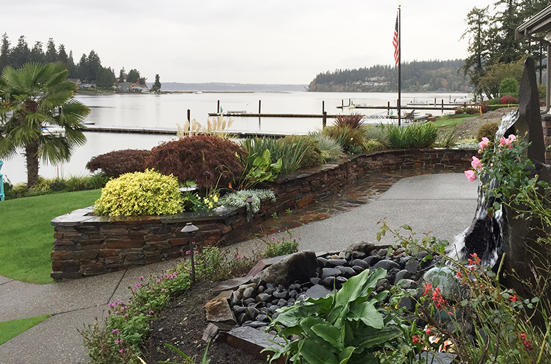 Residential Landscaping-Gig-Harbor-WA